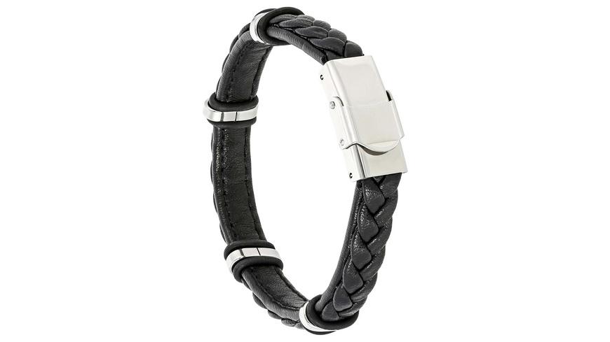 Armband - Black Stainless Steel