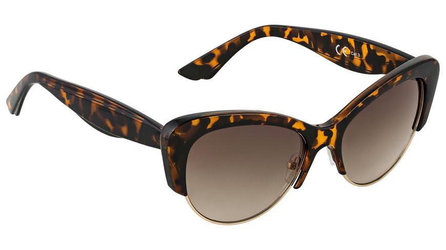 Sonnenbrille - Tiger Look