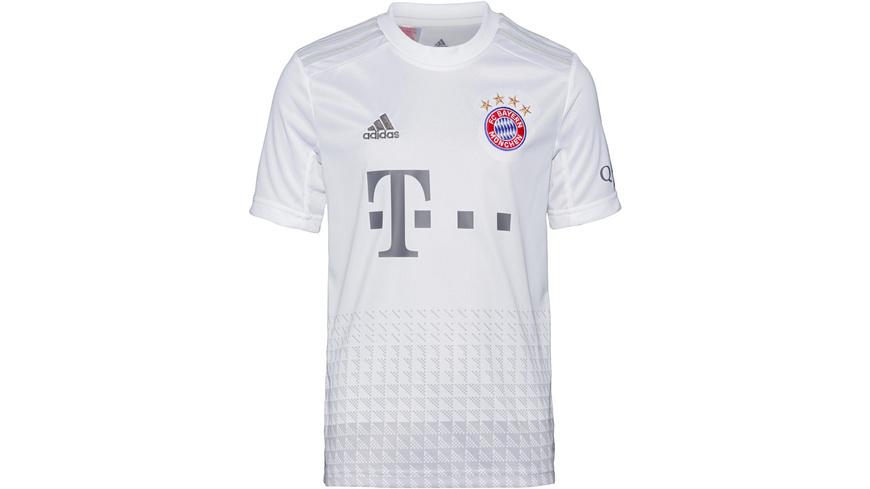 Fussballtrikot FC BAYERN MÜNCHEN für Jungen, Fußballverein FC Bayern München