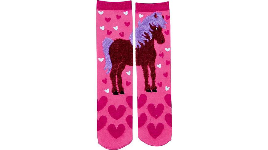 Magic Socks Mein kleiner Ponyhof, one size (Gr. 26-36)