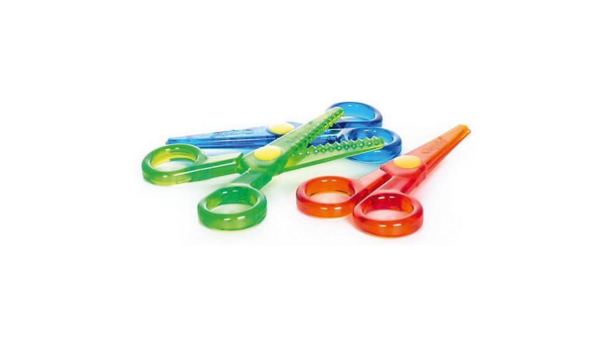 MINI KIDS Meine erste Schere, 3 Stück