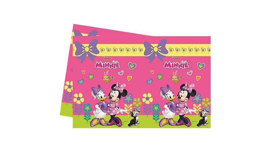 Tischdecke Minnie Happy Helpers 120 x 180 cm