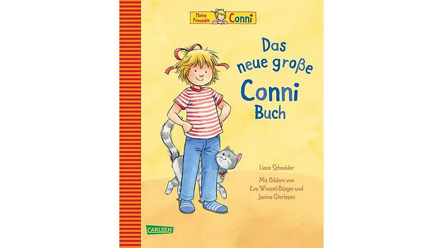 Meine Freundin Conni: Das neue große Conni-Buch