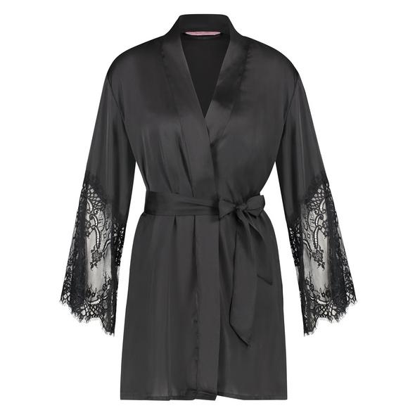 Hunkemöller Kimono Lace Satin