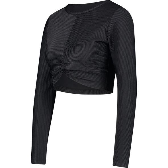 Hunkemöller HKMX Sport Crop Top Twisted Rib