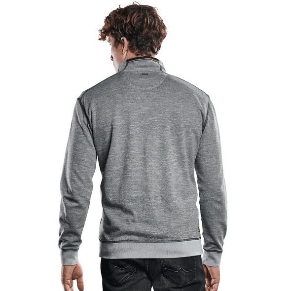 Sweatshirt mit einzigartigem Farbeffekt