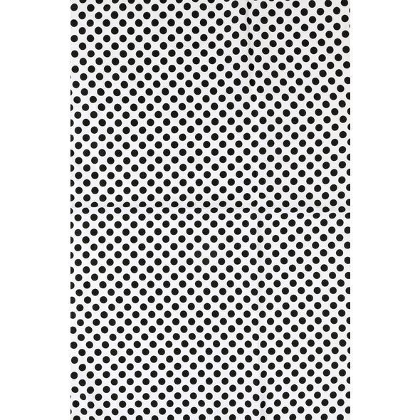 Bandana - Dots Black