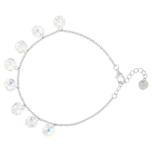 Armband mit Anhänger - Crystals