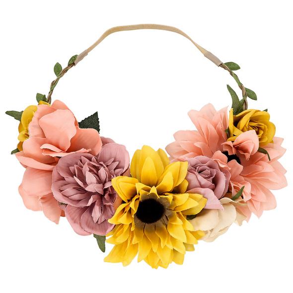 Haarband - Flower Girl
