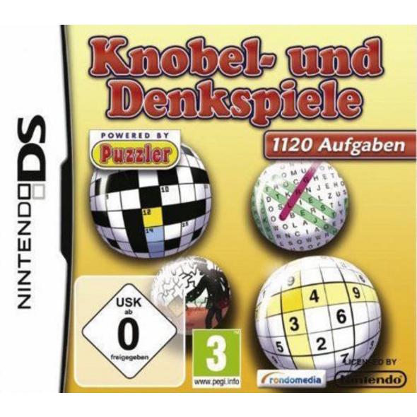 Nintendo Knobel & Denkspiele