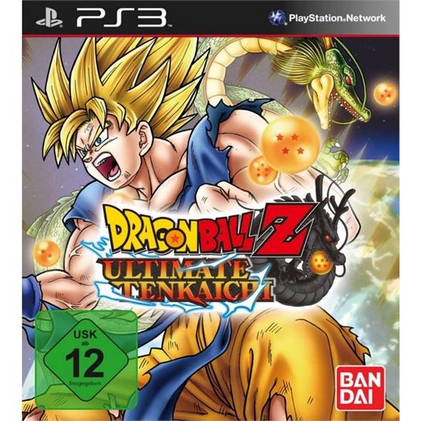BANDAI NAMCO Entertainment Dragonball Z: Ultimate Tenkaichi