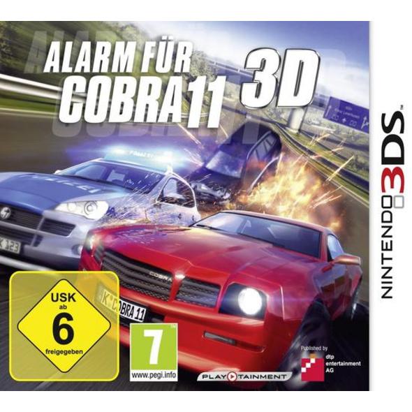 dtp Entertainment AG Alarm fuer Cobra 11 3D