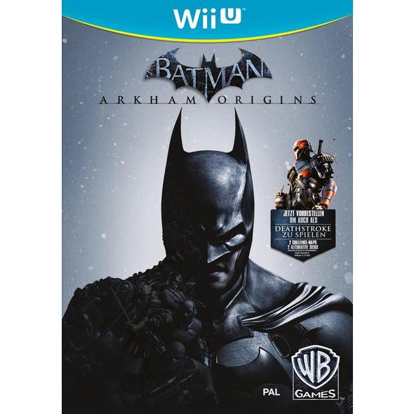 F+F Distribution Batman Arkham Origins