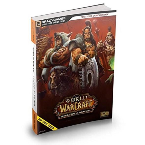 World of Warcraft - Warlords of Draenor Das offizielle Lösungsbuch