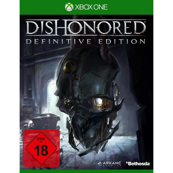 Bethesda Dishonored Definitive Edition
