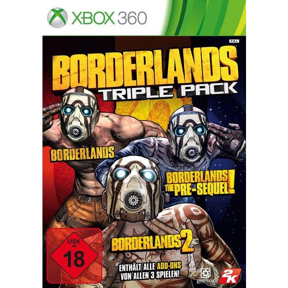 Borderlands - Triple Pack