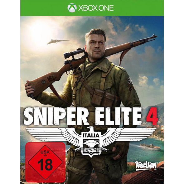 Rebellion Sniper Elite 4