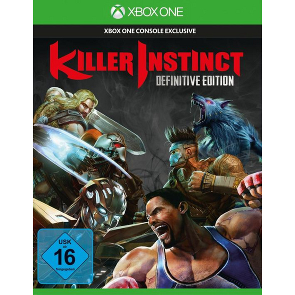Microsoft Killer Instinct - Definitive Edition