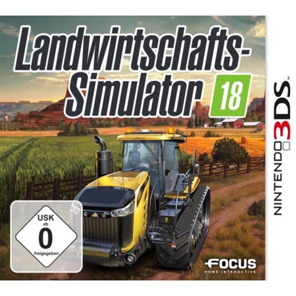 Focus Home Interactive Landwirtschafts-Simulator 18