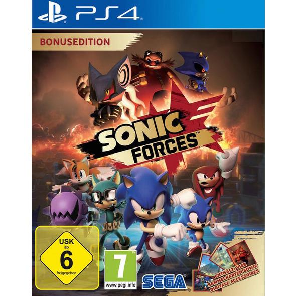 SEGA Sonic Forces (Bonus Edition)