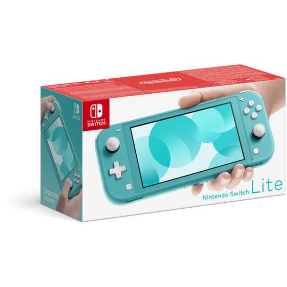 Nintendo Switch Lite Konsole türkis-blau