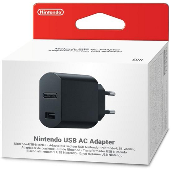 Super Nintendo Classic Mini: USB AC Adapter