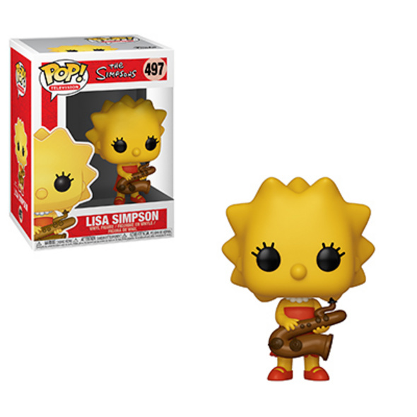 Die Simpsons - POP! Vinyl Figur Lisa Simpson