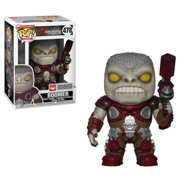 Gears of War - POP!-Vinyl Figur Boomer