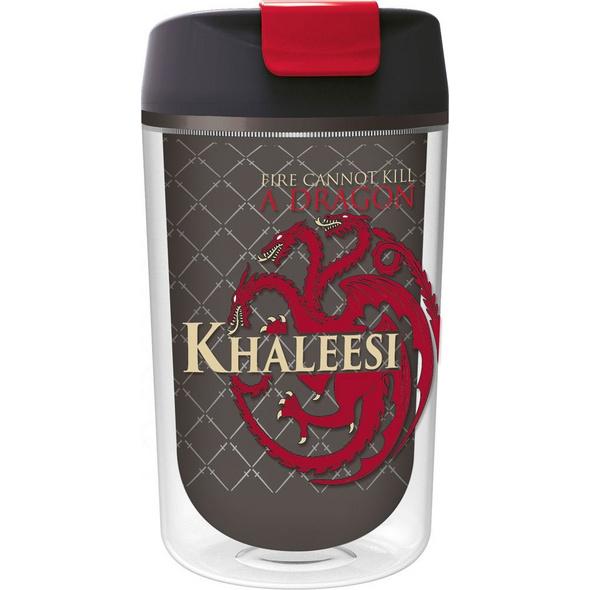 Game of Thrones - Trinkbecher To Go Khaleesi