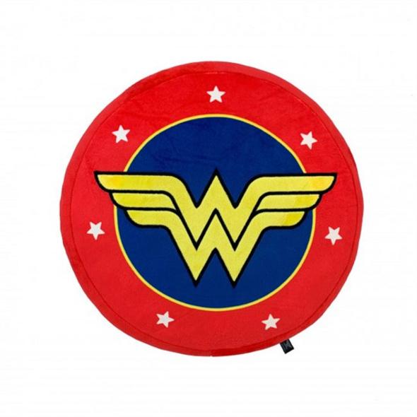 DC-Comics - Plüschkissen Wonder Woman Logo