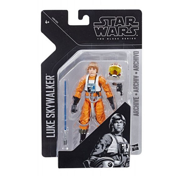 Star Wars Black Series - Actionfigur Luke Skywalker