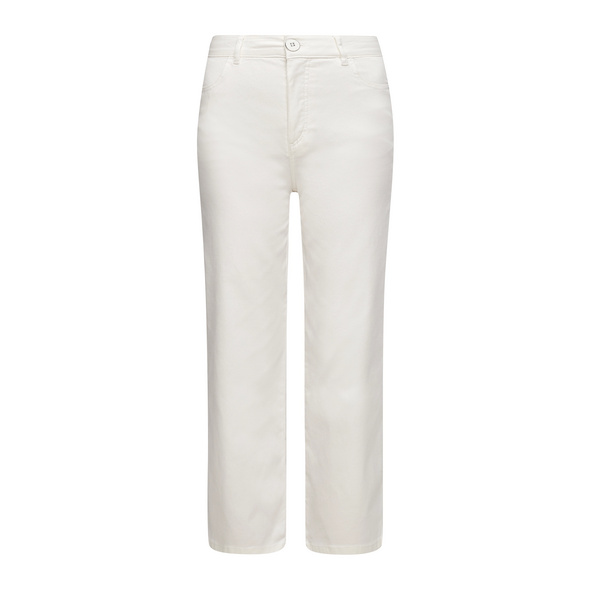 Slim Fit: Wide leg-Jeans - Stretchjeans