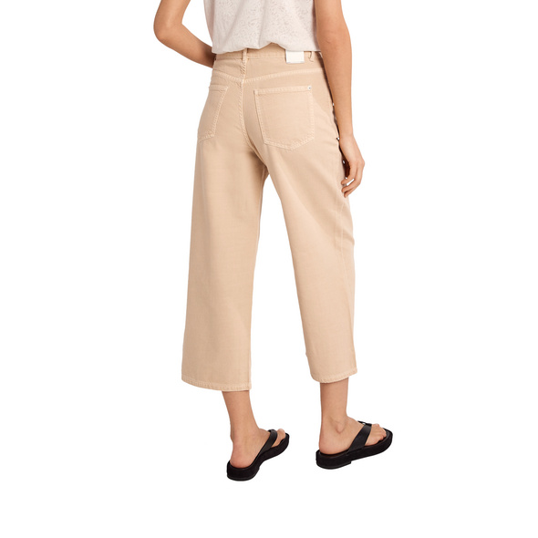 Regular: 7/8-Jeans aus Light Denim - Ankle-Jeans