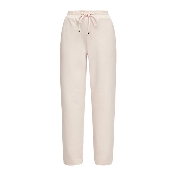 Regular Fit: Hose aus Interlock - Jogpants