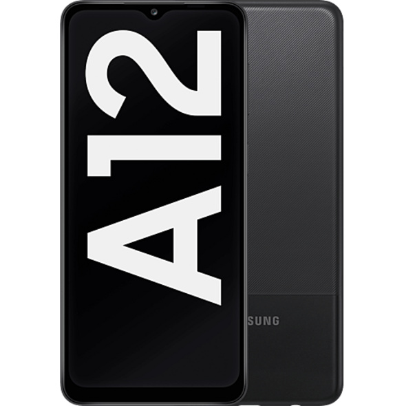 Samsung Galaxy A12 64 GB Black