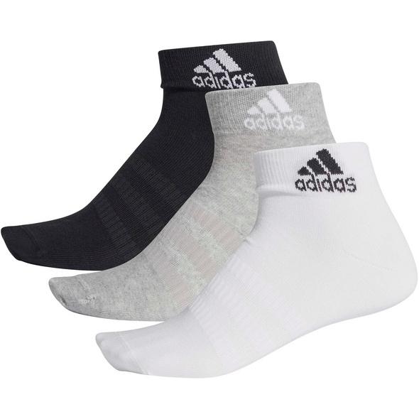 adidas LIGHT ANK 3PP Socken Pack
