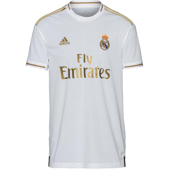 adidas Real Madrid 19/20 Heim Fußballtrikot Herren