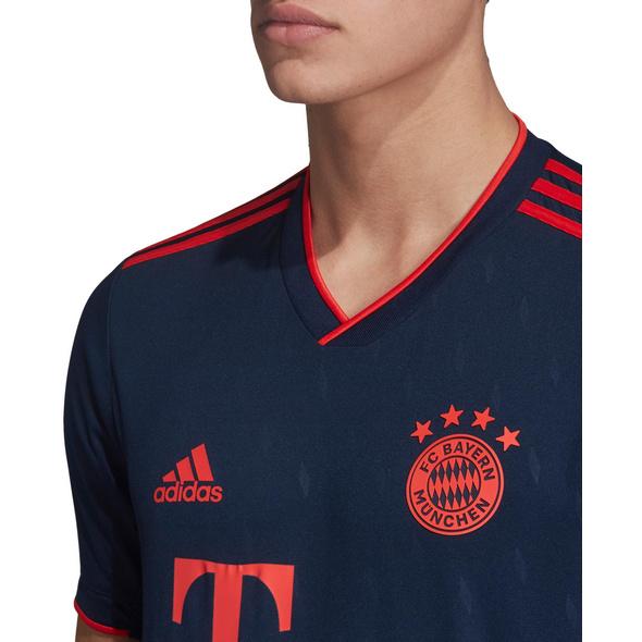 adidas FC Bayern 19/20 3rd Fußballtrikot Herren