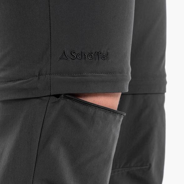 Schöffel Ascona Zip Off Zipphose Damen