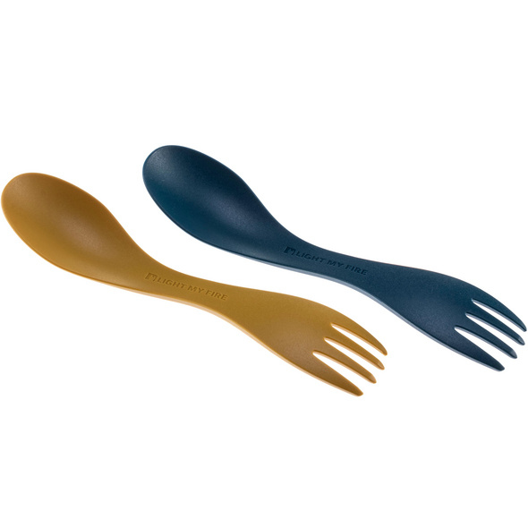 Light my Fire Spork little BIO 2-pack Besteck