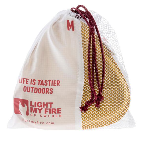 Light my Fire StackPlate BIO 4-pack Campinggeschirr