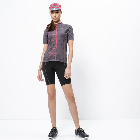 Löffler Bikehose Gel Fahrradtights Damen