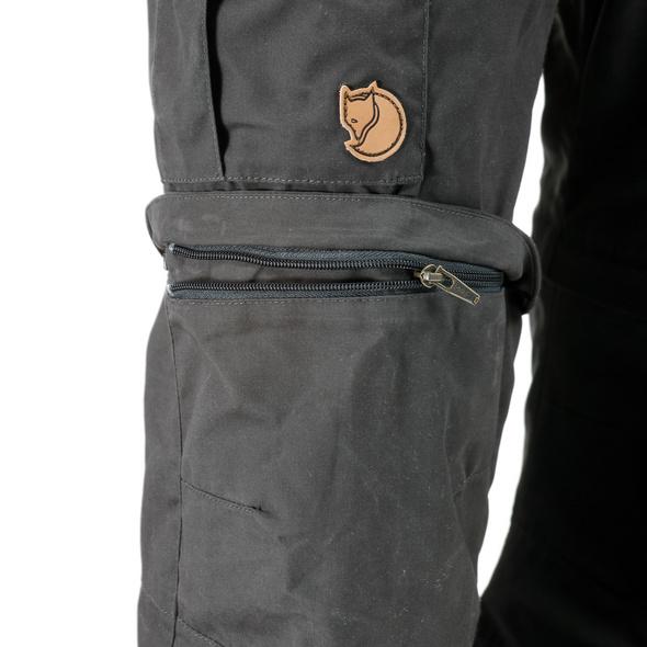 FJÄLLRÄVEN Karl Pro Zip-Off Zipphose Herren