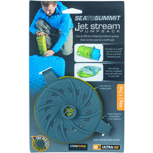 Sea to Summit Jet Stream Luftpumpe