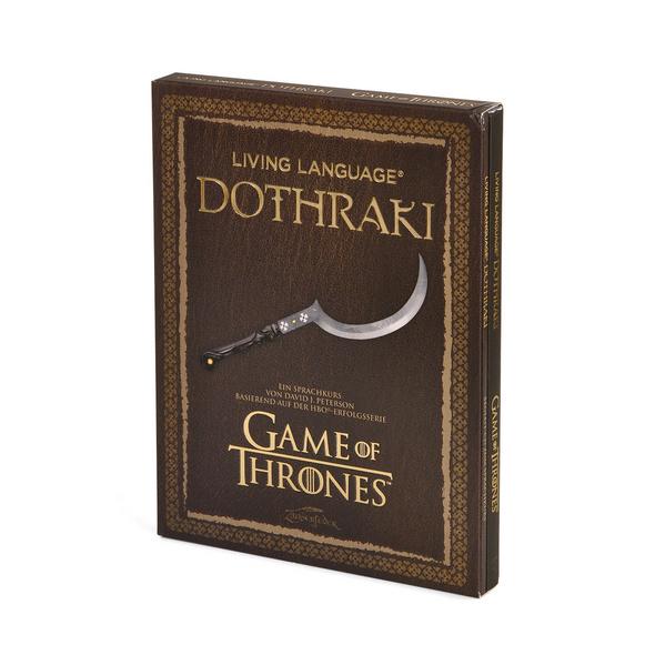 Game of Thrones - Dothraki - Ein Sprachkurs