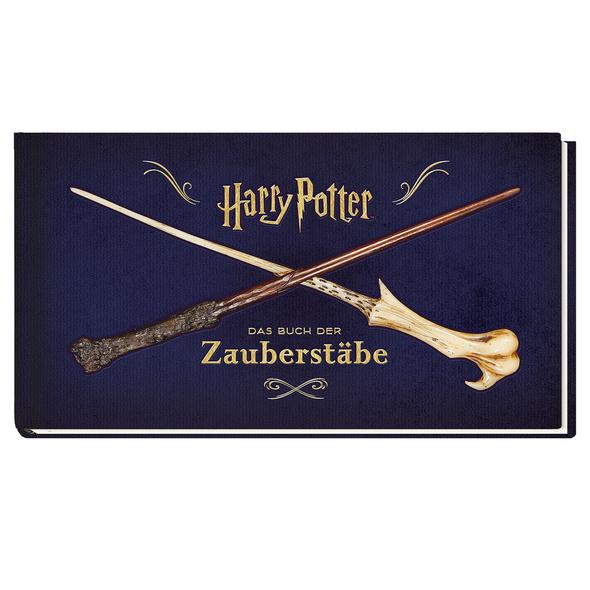 Harry Potter - Das Buch der Zauberstäbe