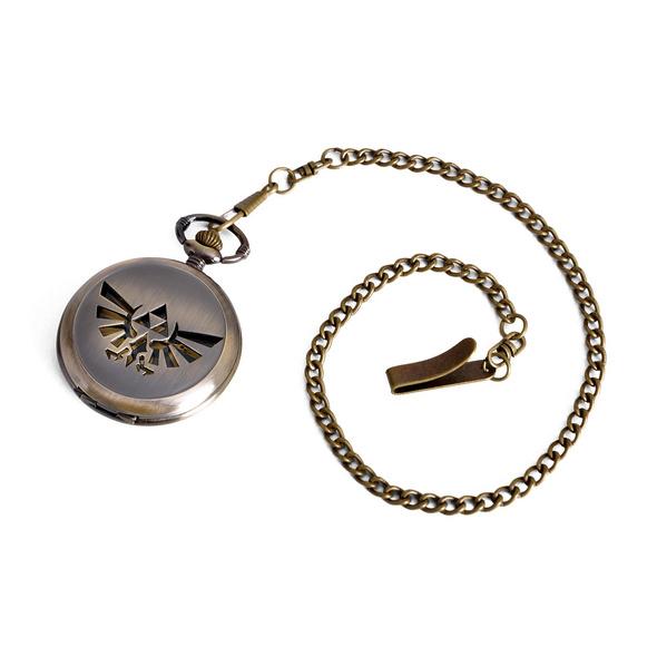 Zelda - Hyrule Logo Taschenuhr