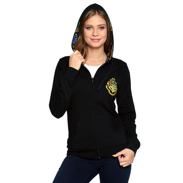Harry Potter - Hogwarts Wende-Kapuzenjacke Damen