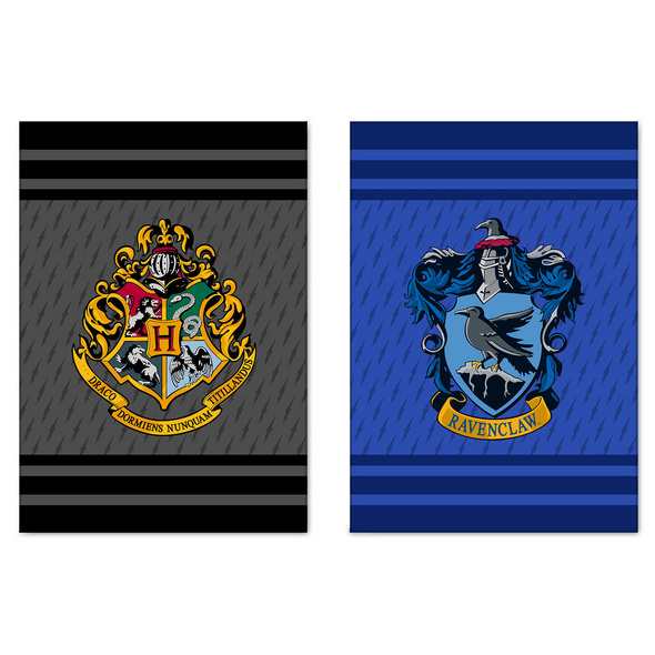 Harry Potter - Ravenclaw & Hogwarts Geschirrtücher Set