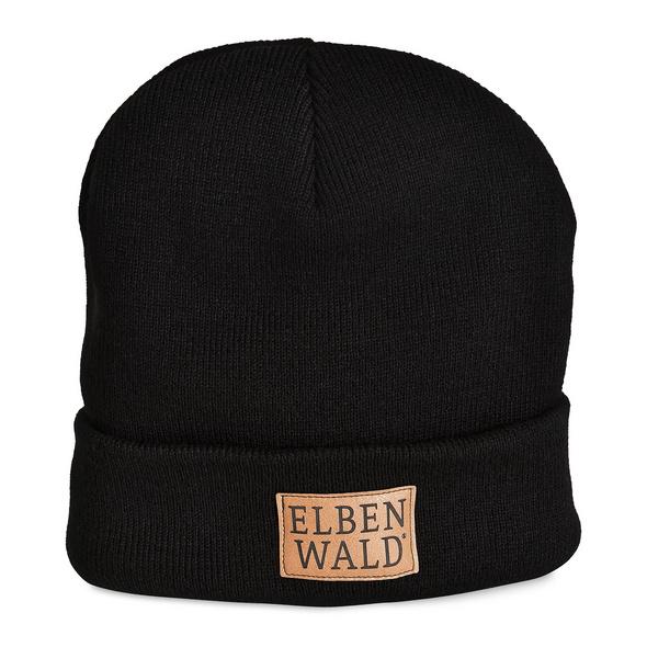 Elbenwald - Logo Beanie schwarz